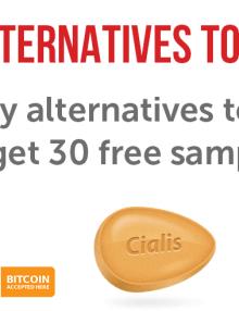 Alternatives to Cialis