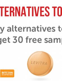 Alternatives of Levitra