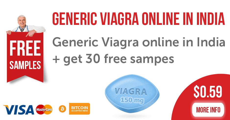 Generic Viagra online in India