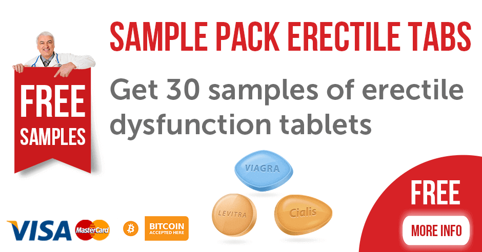 Free Samples of Erectile Dysfunction Tablets