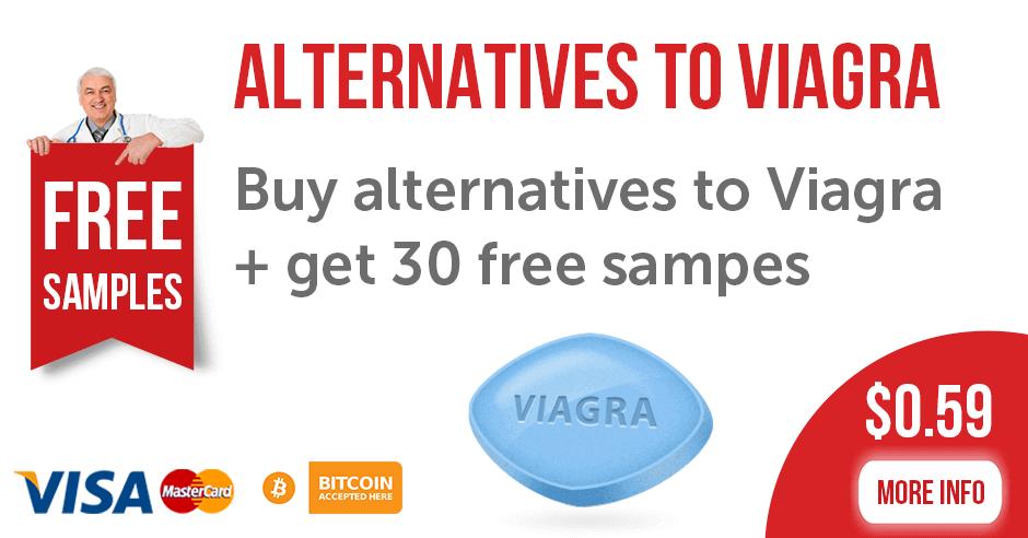 Compare Alternatives to Viagra