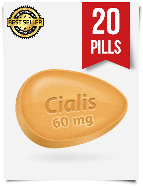 Cialis 60 mg Online 20 Tablets