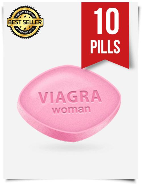 Female Women Viagra x 10 Tablets