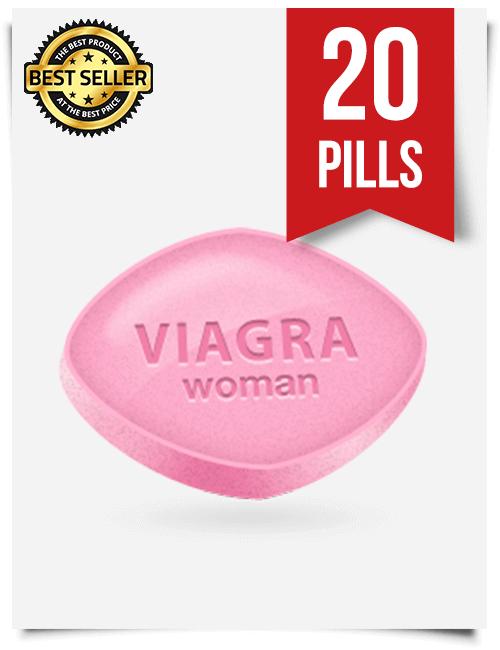 Female Women Viagra x 20 Tablets