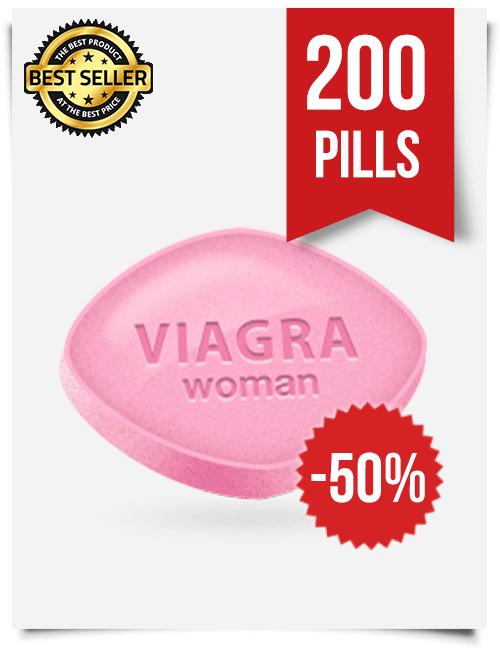 Female Women Viagra x 200 Tablets
