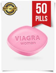Female Women Viagra x 50 Tablets