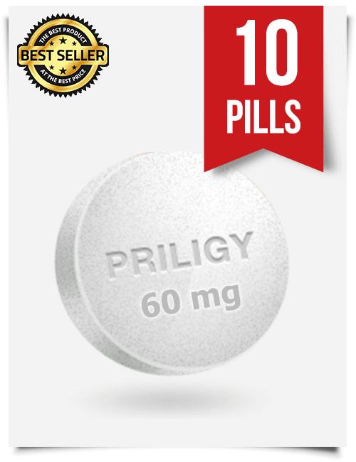 Generic Priligy 60 mg x 10 Tablets