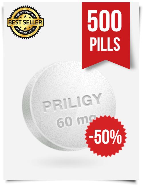 Generic Priligy 60 mg x 500 Tablets