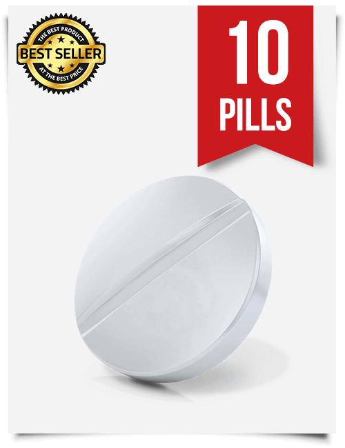 Modafinil 200 mg x 10 Tablets