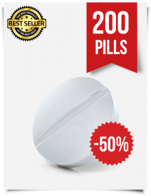 Modafinil 200 mg x 200 Tablets