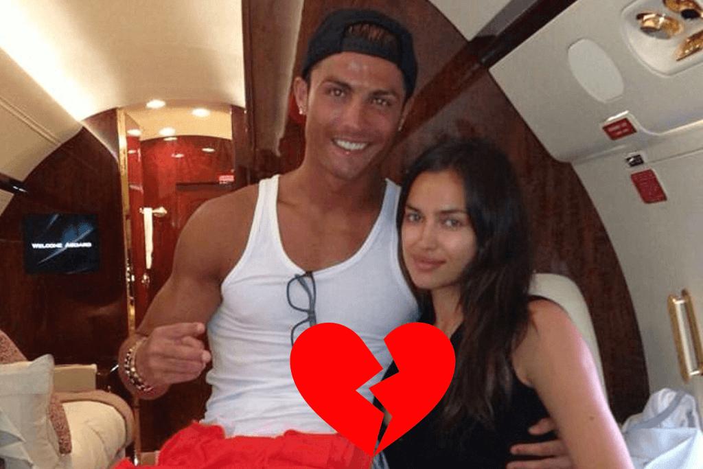 Ronaldo Gay Broke up Girlfriend