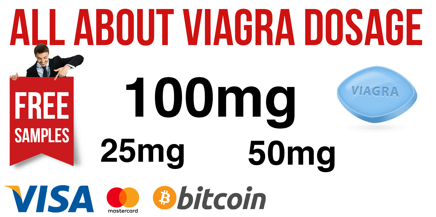 All About Viagra Dosage