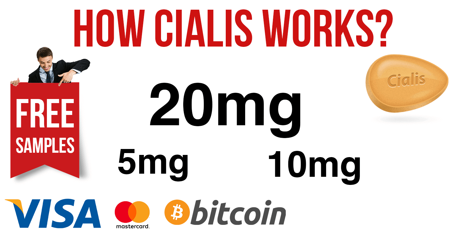 How Cialis Works?