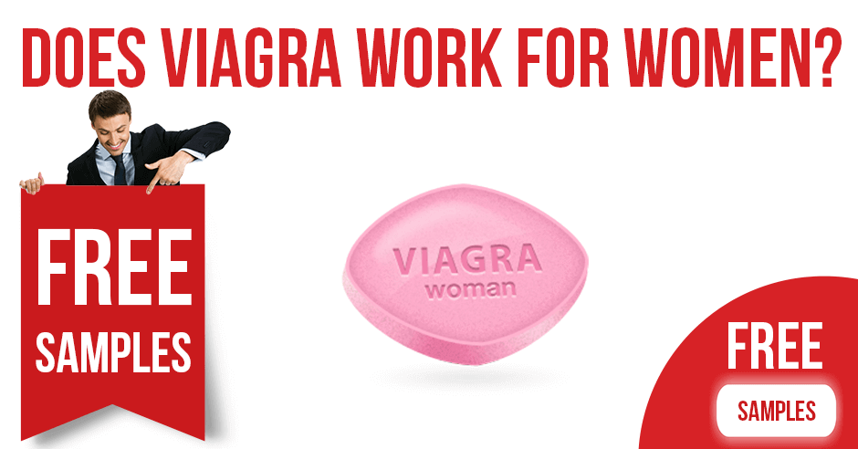 Does Viagra Work For Women?