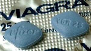 Blue Viagra Pills