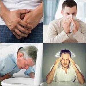 Similar Side Effects