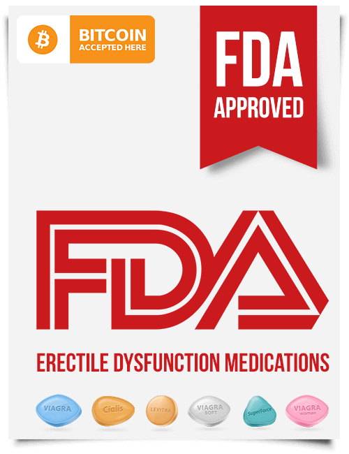 Erectile dysfunction FDA approved pills