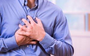 Burning sensation in chest
