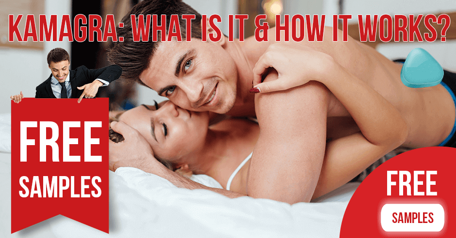 Kamagra: What Is It and How It Works?