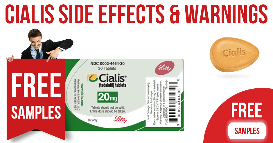 Cialis Side Effects and Warnings