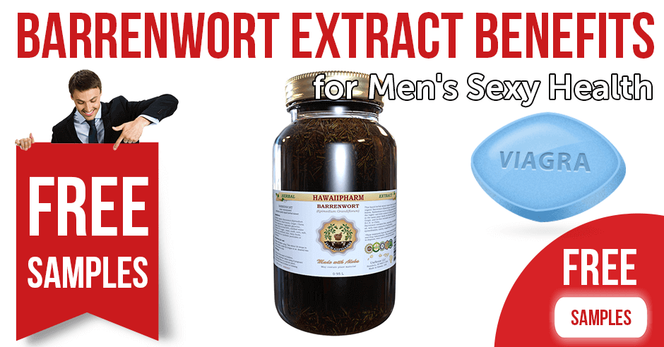 Barrenwort Extract Benefits for Men's Sexy Health