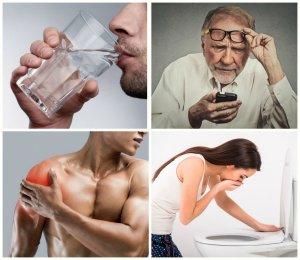Side effects of Modafinil
