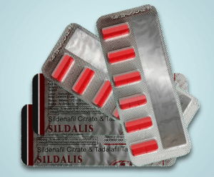 Sildalis 120 mg pills