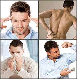 Sildenafil side effects