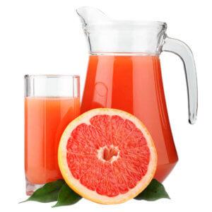 Grapefruit and grapefruit juice